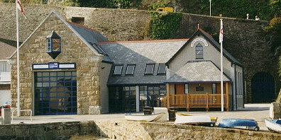 Newquay Lifeboat House and Seamen's Mission