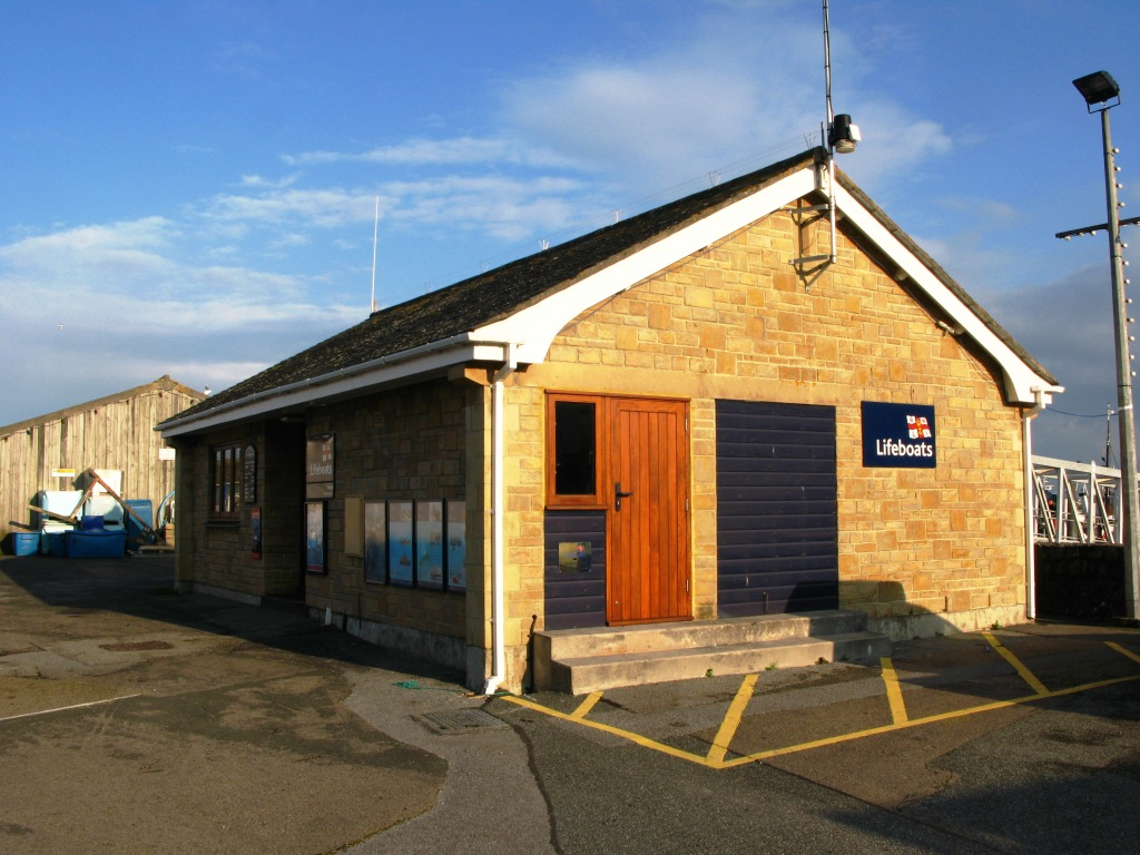 Penlee Inshore Lifeboat Station