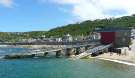 Sennen Cove Lifeboat Station
