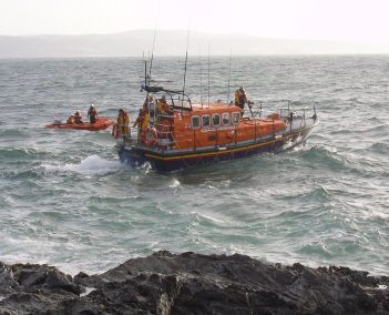 St Ives AWB & ALB searching off Godrevy