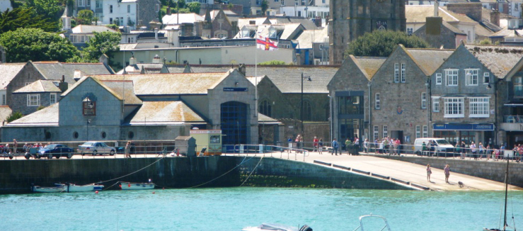 St Ives Lifeboat Station