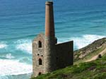 Wheal Coates Engine House near St Agnes