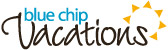 Blue Chip Vacations logo