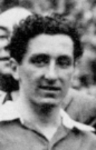 Ray Bowden in 1936 after the FA Cup Final