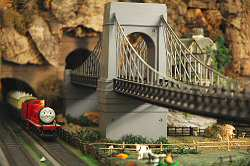 World of Model Railways at Mevagissey